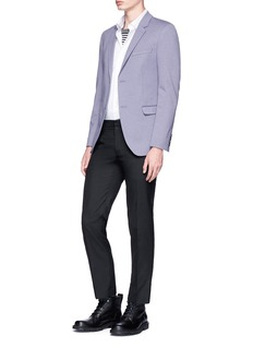 Topman Skinny fit stretch shirt