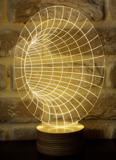 BULBING Tunnel table lamp