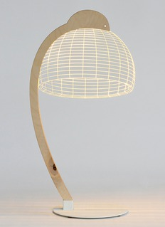 BULBING Dome table lamp
