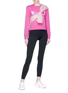 Fendi Sport 'Wonders' print sweatshirt