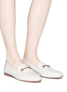 Sam Edelman 'Loraine' horsebit leather step-in loafers