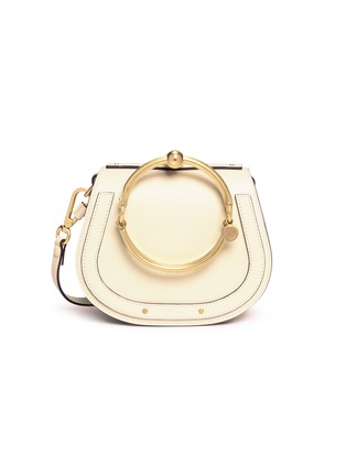 Main View - Click To Enlarge - Chloé - 'Nile' small bracelet handle crossbody bag