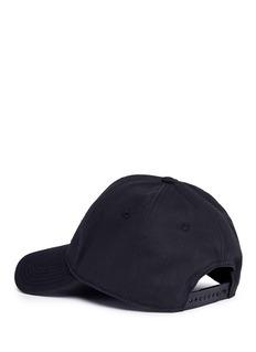 McQ Alexander McQueen Logo embroidered baseball cap
