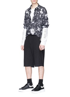 McQ Alexander McQueen x Brendan Donnelly 'Hissing at the Sun' print sweatshirt