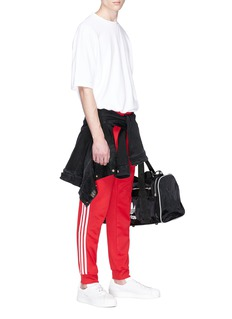 Adidas 'SST' 3-Stripes outseam track pants