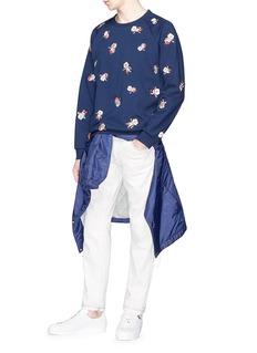 Adidas 'Trimm Dich' embroidered sweatshirt
