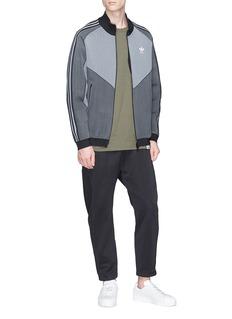 Adidas 'XBYO' reflective print T-shirt