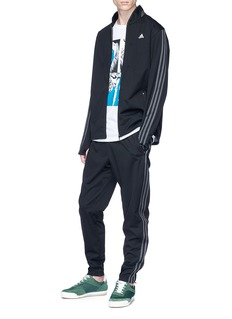 Adidas X Kolor 3-Stripes track jacket