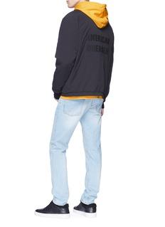 Tim Coppens 'American Dreamer' appliqué varsity jacket