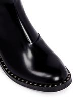 'Winona' stud welt leather Chelsea boots