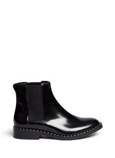 Ash 'Winona' stud welt leather Chelsea boots