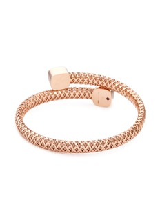 Roberto Coin 'Primavera' mother of pearl 18k rose gold bangle