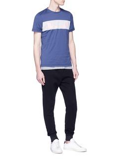 Fendi Sport 'Bag Bugs' print T-shirt