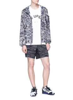 THE UPSIDE 品牌名称纯棉背心