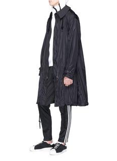Y-3 Packable nylon coat