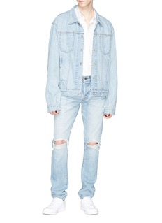 Simon Miller 'Chama' washed denim jacket