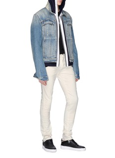 John Elliott 'The Cast 2' frayed cuff jeans