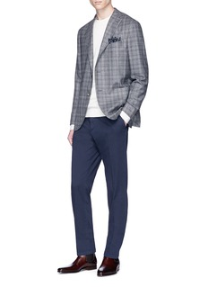 Boglioli 'K Jacket' houndstooth check soft blazer