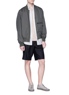rag & bone Patch pocket shorts