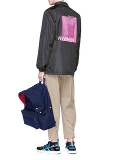 Valentino 'Anywhen' print coach jacket