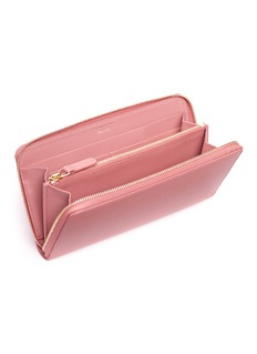 Mansur Gavriel 'Continental' leather wallet