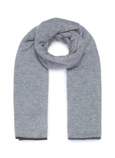 OYUNA DAYA cashmere throw – Soft Grey