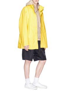 nanamica Retractable hood GORE-TEX® coat