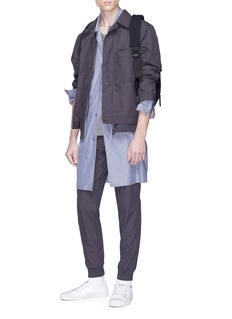 nanamica Two-in-one jacket and vest