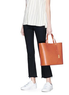 Sophie Hulme 'Exchange East West' leather tote