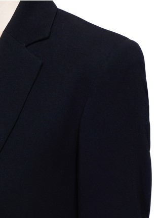 Theory - 'Robiva' stretch crepe jacket
