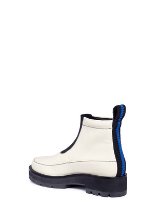 Detail View - Click To Enlarge - 3.1 Phillip Lim - 'Avril' front gore leather Chelsea boots