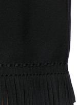 'Sparte' fringe knit dress