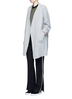 rag & bone 'Singer' reversible felted wool coat