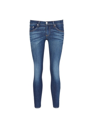 Main View - Click To Enlarge - rag & bone/JEAN - 'Capri' cropped skinny jeans