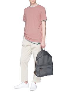 bassike Stripe organic cotton T-shirt