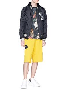 Dolce & Gabbana Logo print sweat shorts
