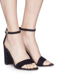 Sam Edelman 'Yaro' ankle strap suede sandals