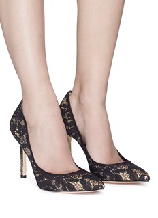 Sam Edelman 'Hazel' floral guipure lace pumps