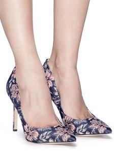 Sam Edelman 'Hazel' floral jacquard pumps