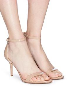 Sam Edelman 'Patti' ankle strap patent sandals