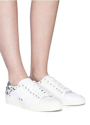 Figure View - Click To Enlarge - Ash - Dazed' star stud leather sneakers