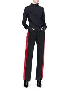 SIRLOIN Deltoid-H褶裥口袋上衣