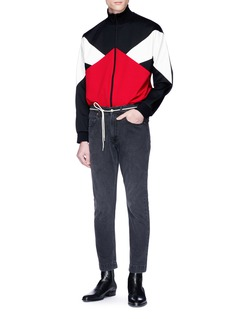 Maison Margiela Colourblock track jacket