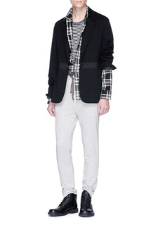Maison Margiela Check plaid herringbone shirt