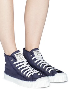 Spalwart 'Special Mid' high top canvas sneakers
