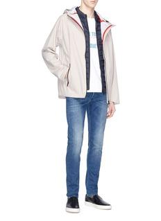 Ecoalf 'Tucson' waterproof hooded jacket