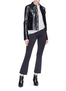Helmut Lang Calfskin leather jacket