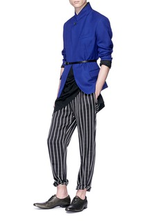 Haider Ackermann 'Calder' virgin wool piqué soft blazer