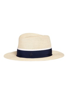 Maison Michel 'André' canapa straw trilby hat