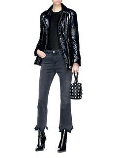 Alexander Wang  Biker puffer jacket